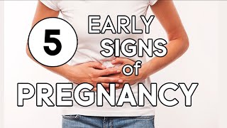 5 Early Signs That You're Pregnant   Pregnancy Questions   Parents