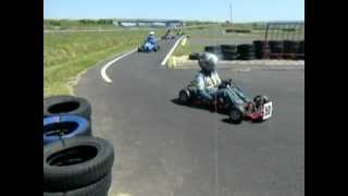 preview picture of video 'Kart Classic Trophy KCT Cheb 20.05.2012 DF Racing Team'