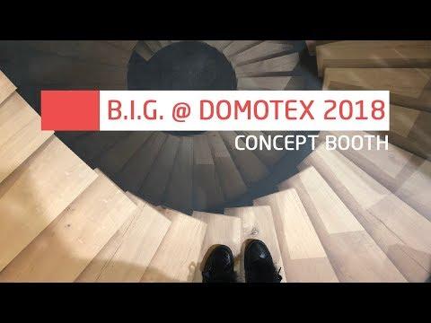 Sàn gỗ BerryAlloc tham gia triển lãm quốc tế Domotex 2018 tại Đức