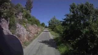 preview picture of video 'Segway i2 Tour de France (Esparon)'