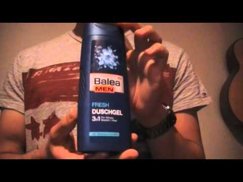 dm Balea Men Fresh Duschgel - Kurzbewertung [Review]