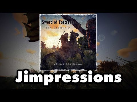Sword Of Fortress The Onomuzim – The PS4's Farted On Its Own Balls (Jimpressions) video thumbnail