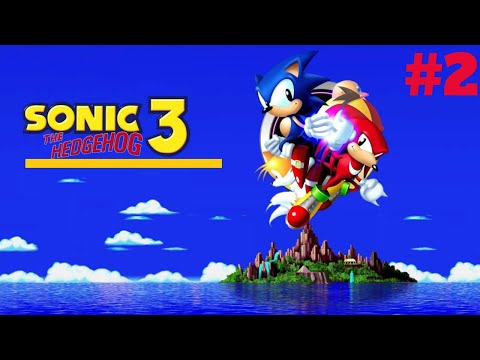 [Mega Drive/Genesis] Sonic the Hedgehog 3 - Walktrough # 2