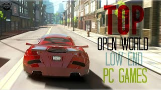 Top 10 Open World Low End PC Games 2017 ( 1gb ram pc games )