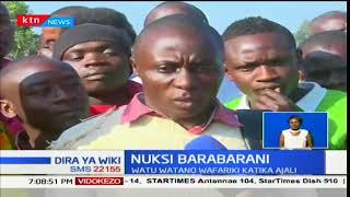 Watu watano wafariki katika maeneo ya Sigalagala kwa barabara ya Kakamega-Kisumu