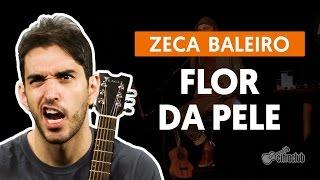 Flor da Pele - Zeca Baleiro (aula de violão completa)