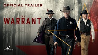 Official Trailer | The Warrant