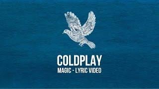 Coldplay - Magic - Lyrics Video, Subtitulado Español - Inglés