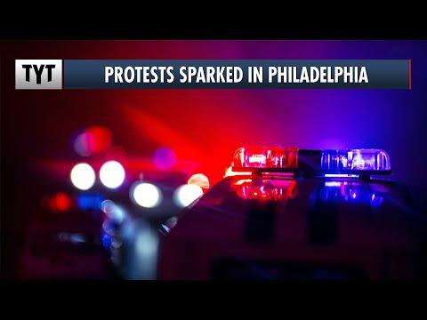 Philadelphia Police Fatally Shoot Black Man