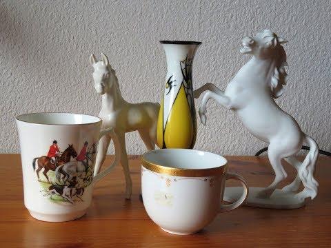 Porzellan wertvoll oder nicht: Welches Porzellan eher wertvoll ist und welches nicht