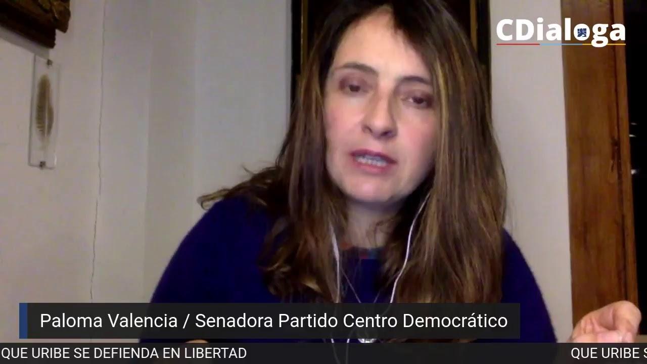 CDialoga: por la defensa en libertad de Álvaro Uribe Vélez