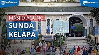 Salat Idul Adha di Masjid Agung Sunda Kelapa, Penceramah Ajak Jemaah Ikuti Ketaatan Nabi Ibrahim