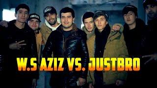 Видео Battle White Stars (Aziz) vs. JustBro (RAP.TJ)
