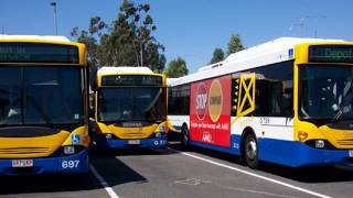 Travel tips in Australia | Finding directions | Google maps routes | QLD public transportation