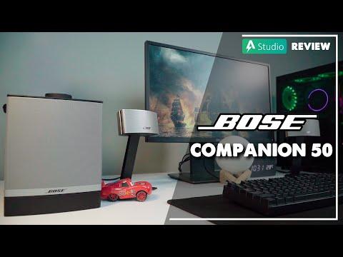 "Review Bose Companion 50| Bộ loa vi tính cực ""Xịn xò"" đến từ Bose"