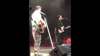 "Chris Isaak ""Ring of Fire"" Grand Ole Opry"
