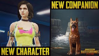 Huge Updates: New Female Character Sara, Christmas Update & More! ( PUBG Mobile )
