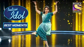 Hema Ji ने दी Amazing Performance I Indian Idol Season 12