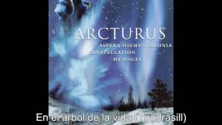 Arcturus - Raudt og Svart (Subtitulada)