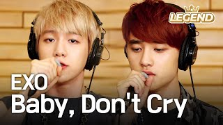 EXO - Baby, Don't Cry (Acoustic)