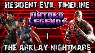 Resident Evil Timeline: Part 1 (The T-Virus)