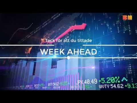 Week Ahead – Vecka 43