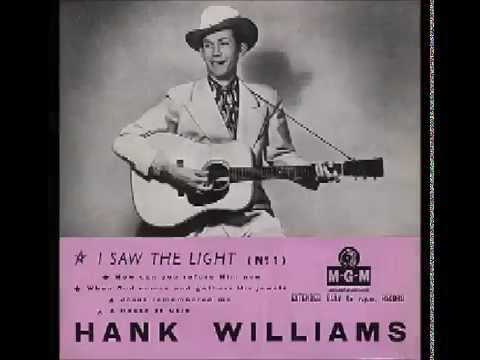 Hank Williams I Saw The Light Stereo