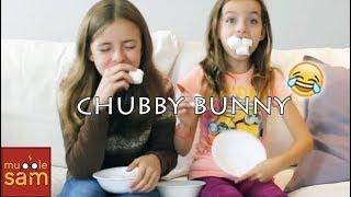 Chubby Bunny Challenge   Mugglesam