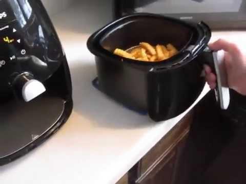 Philips HD9230/26 Digital Airfryer Review Air Fryer Review