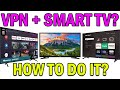 What is Best Way to use A VPN with Smart TV?