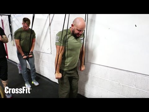 Accessory Work: Banded Tricep Exercise