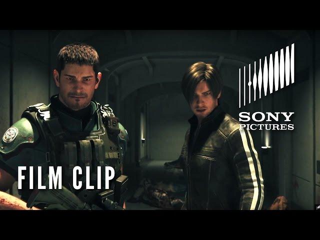 Leon Kennedy channels John Wick in first zombie-filled Resident Evil: Vendetta clip