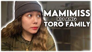 VLOG 099 MAMIMISS KO ANG TORO FAMILY