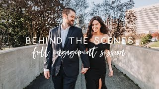 Fujifilm XT3 Engagement Photography Behind The Scenes