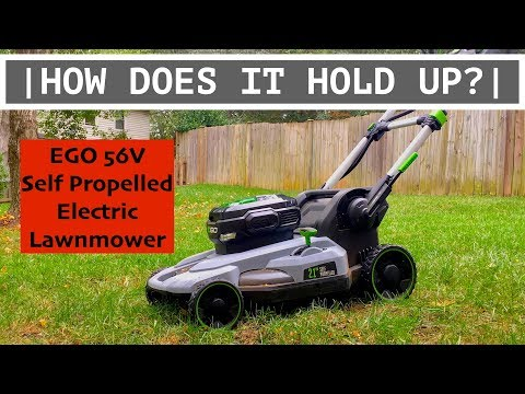 EGO Self-Propelled Lawn Mower | 6 MONTHS IN… WILL IT LAST?? | *Newest Model*
