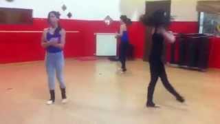 Coreografia danza moderna