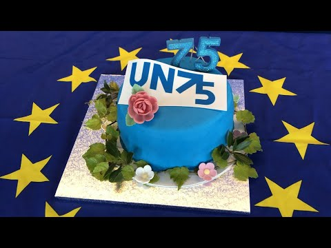 Happy 75th Birthday UN!