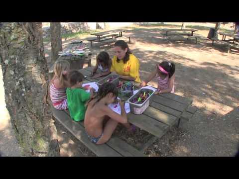 Visite aux facilités du Camping Mas Patoxas