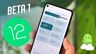 Android 12 Beta 1: What's new in Google I/O 2021 build!