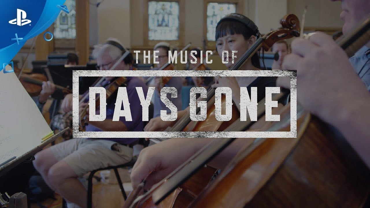 Creating the Soundtrack for Days Gone