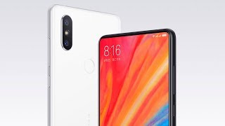 Xiaomi Mi MIX 2S - первый взгляд