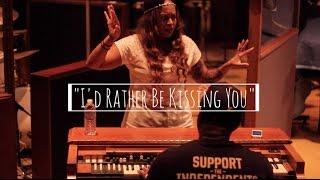 Chrisette Michele Creates 5th Studio Album | I'd Rather Be Kissing You