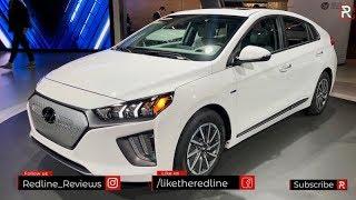 2020 Hyundai Ioniq Electric – Redline: First Look – 2019 LA Auto Show