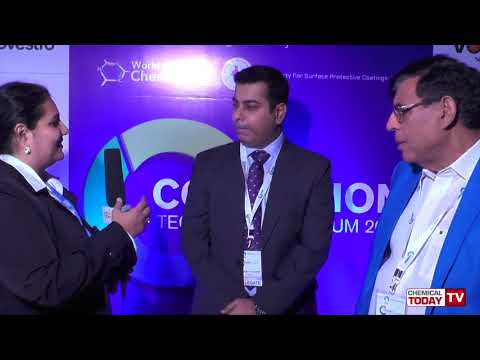 A S Khanna, SSPC India & IIT Bombay and Neerav Thacker, Unique Specialty - Corrosion Technology Forum 2018