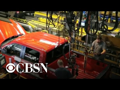 Michigan auto workers return to manufacturing plants after coronavirus shutdown
