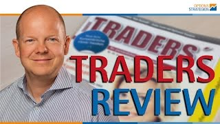 Traders' Review 09/2016 - Interview mit Tom Sosnoff + Ankündigung!