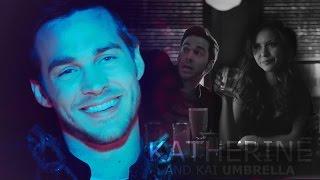 Chris Wood, Kai & Katherine || ,,Did you miss me?'' [+8x14]