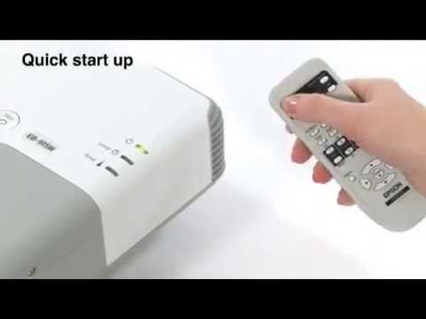 Epson 95 3LCD Desktop Multimedia Projector
