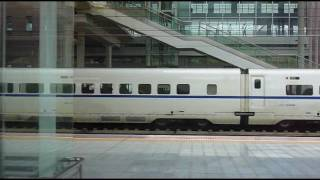 Video : China : Onboard the GuangZhou to WuHan express train