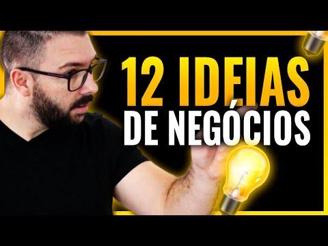 , title : '12 IDEIAS DE NEGÓCIOS INCRÍVEIS PARA COMEÇAR AINDA ESSE ANO'